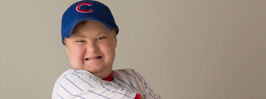Down syndrome teen remarkable words
