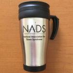 NADS Stainless Coffee Mug